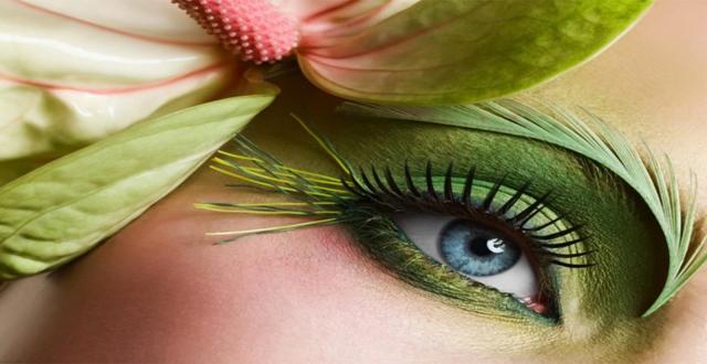 Göz Makyajı Detayları
