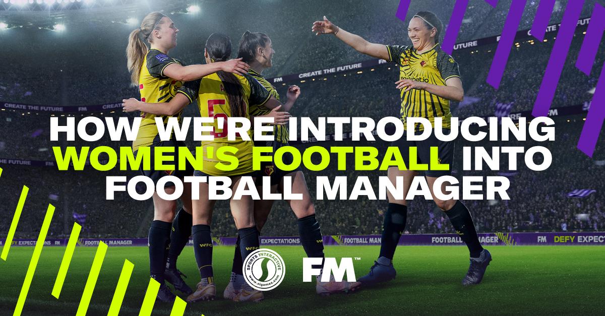 Football Manager'e Kadınlar Ligi Geliyor